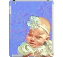 Precious little one iPad Case/Skin