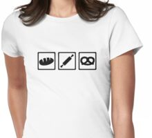 Bakery Womens Fitted T-Shirt