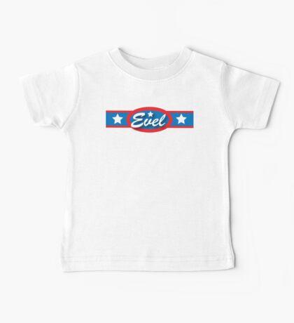 Evel Knievel - Horizontal Strip V.2 Baby Tee