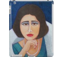Florbela Espanca closer iPad Case/Skin