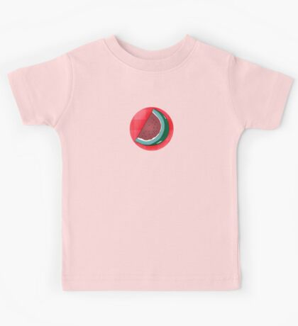Watermellon Slice II Kids Tee
