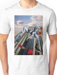 When it All Comes Crashing Down Unisex T-Shirt