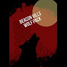 Beacon Hills Pack by iheartgallifrey