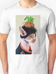 Halloween Head Unisex T-Shirt