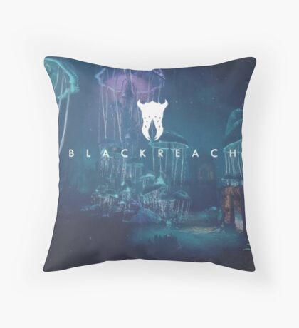 BLACKREACH Throw Pillow