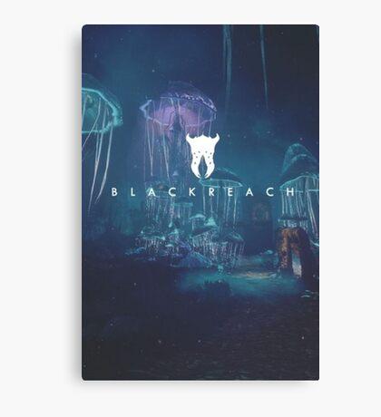 BLACKREACH Canvas Print