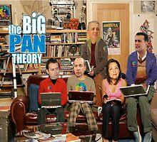the BIG PAN THEORY by fabiangiles