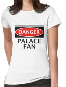 crystal palace Womens Fitted T-Shirt