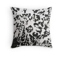 Grade One Black Cushion 1 Throw Pillow