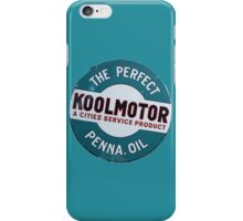Koolmotor Penna Oil iPhone Case/Skin