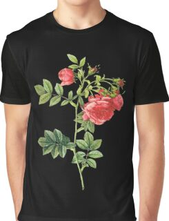 Red Rose ll Graphic T-Shirt
