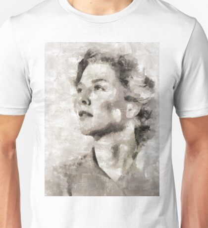 Wendy Hiller, Actress Unisex T-Shirt