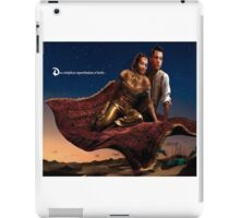 The Year of 1 Million Dreams... of Opium 1 iPad Case/Skin