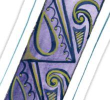 The Letter Z Sticker