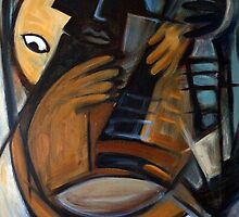 The Guitarist by galerievie
