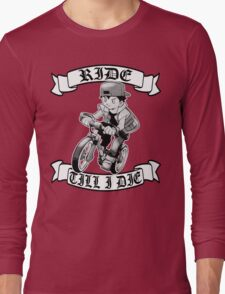 Pokemon Ride Till I Die  Long Sleeve T-Shirt