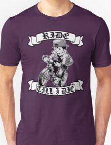 Pokemon Ride Till I Die  Unisex T-Shirt