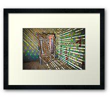 Colour and Light Framed Print