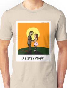 ChocoDiseño: A lonely zombie Unisex T-Shirt