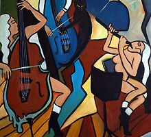 Jazz Trio by galerievie