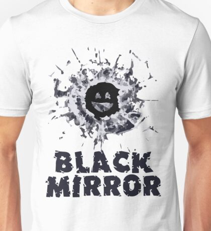 Black Mirror Series Shirt Unisex T-Shirt