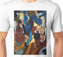 Jazz Trio Unisex T-Shirt