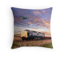 Sixties Icons Throw Pillow