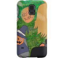 """Put em' up"" Samsung Galaxy Case/Skin"