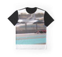 Kimi Raikkonen Ferrari Formula 1 Graphic T-Shirt