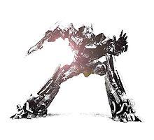 Optimus Prime by Zorro66