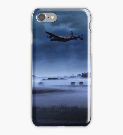Late Night Lancasters iPhone Case/Skin