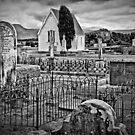A Country Churchyard by TonyCrehan