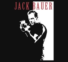 Jack Bauer Kids Tee