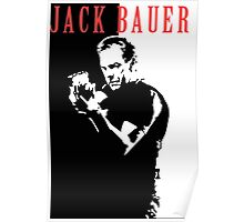 Jack Bauer Poster