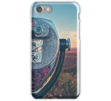 Views Await iPhone Case/Skin