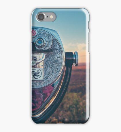 Views Await iPhone Case/Skin