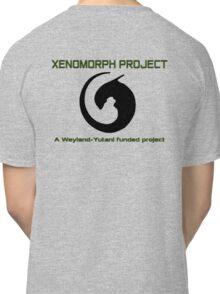 Xenomorph project Classic T-Shirt