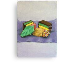 Cookies and Sprinkles Painting Canvas Print