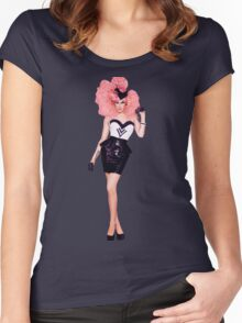 ADORE DELANO -  SEASON 5 Women's Fitted Scoop T-Shirt