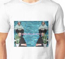 Yung Abbott// S͙̭̲̺̦ͅp̸̻o̲̤̪o̴͎̖̣͓͕̭k̟̳̰̳͔̰̹̀y ̹̥̹͙͇́B̮ͅl͎̤a͎c̲̻̮̬̻̕ͅk̫̖ͅ Unisex T-Shirt