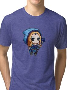 Crystal Maiden - DotA2 Tri-blend T-Shirt