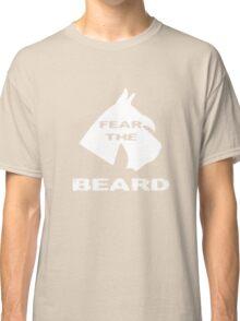 Fear The Beard Schnauzer Classic T-Shirt