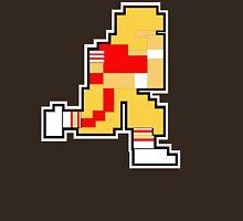 Nintendo Tecmo Bowl San Fransisco 49ers Joe Montana Unisex T-Shirt