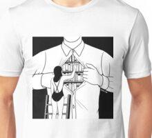 Henn Kim's library Unisex T-Shirt