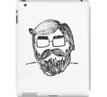 Portrait One iPad Case/Skin