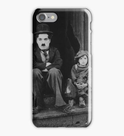 Charlie Chaplin - The Kid iPhone Case/Skin