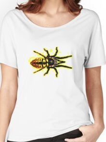 Tarantula Spider Wasp - Designs By Adz Riddell Women's Relaxed Fit T-Shirt