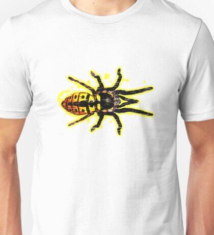Tarantula Spider Wasp - Designs By Adz Riddell Unisex T-Shirt