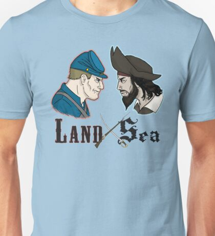 Land & Sea Unisex T-Shirt