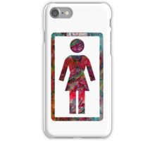 GIRL Skateboards iPhone Case/Skin